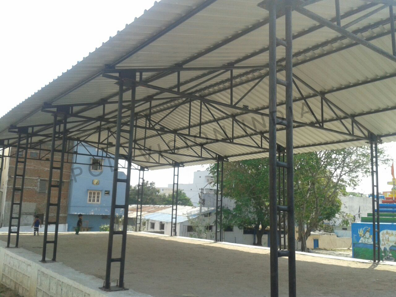 Polyvision India Polycarbonate Roofing Sheets Hyderabad